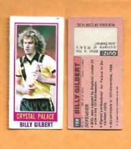 Crystal Palace Billy Gilbert 188